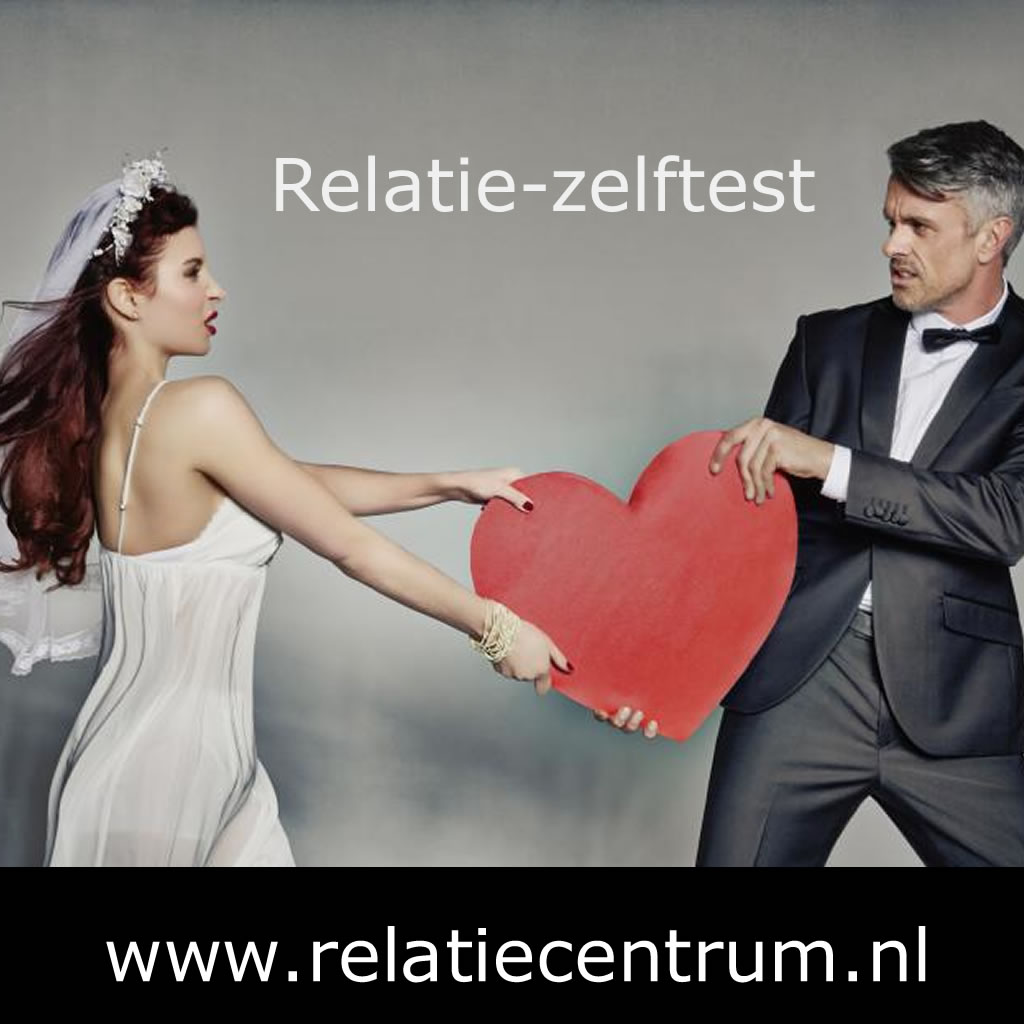 Tip - Test uw relatie middels deze Relatietest